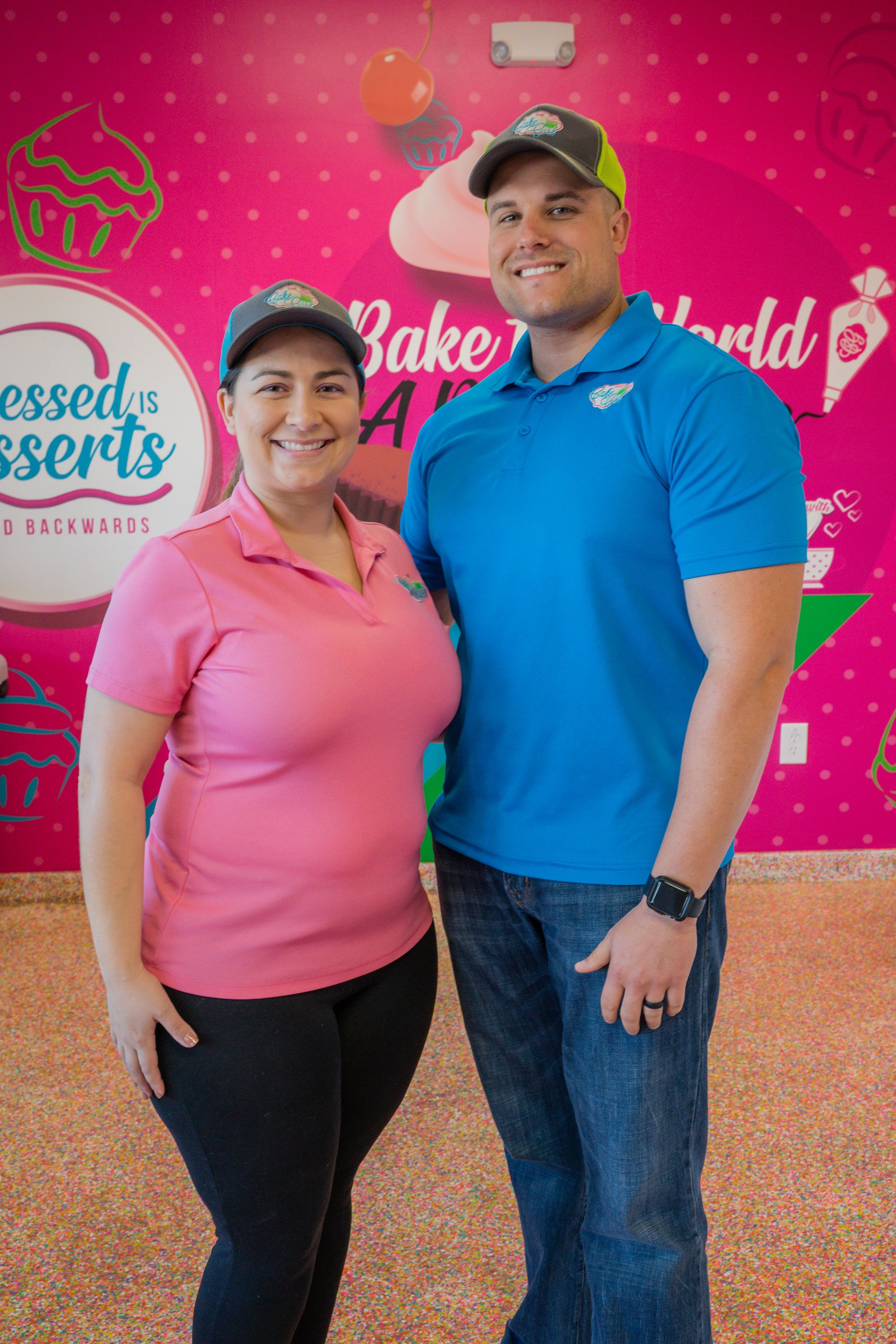 Kirby & Kristina - Founders of The Cake Girl