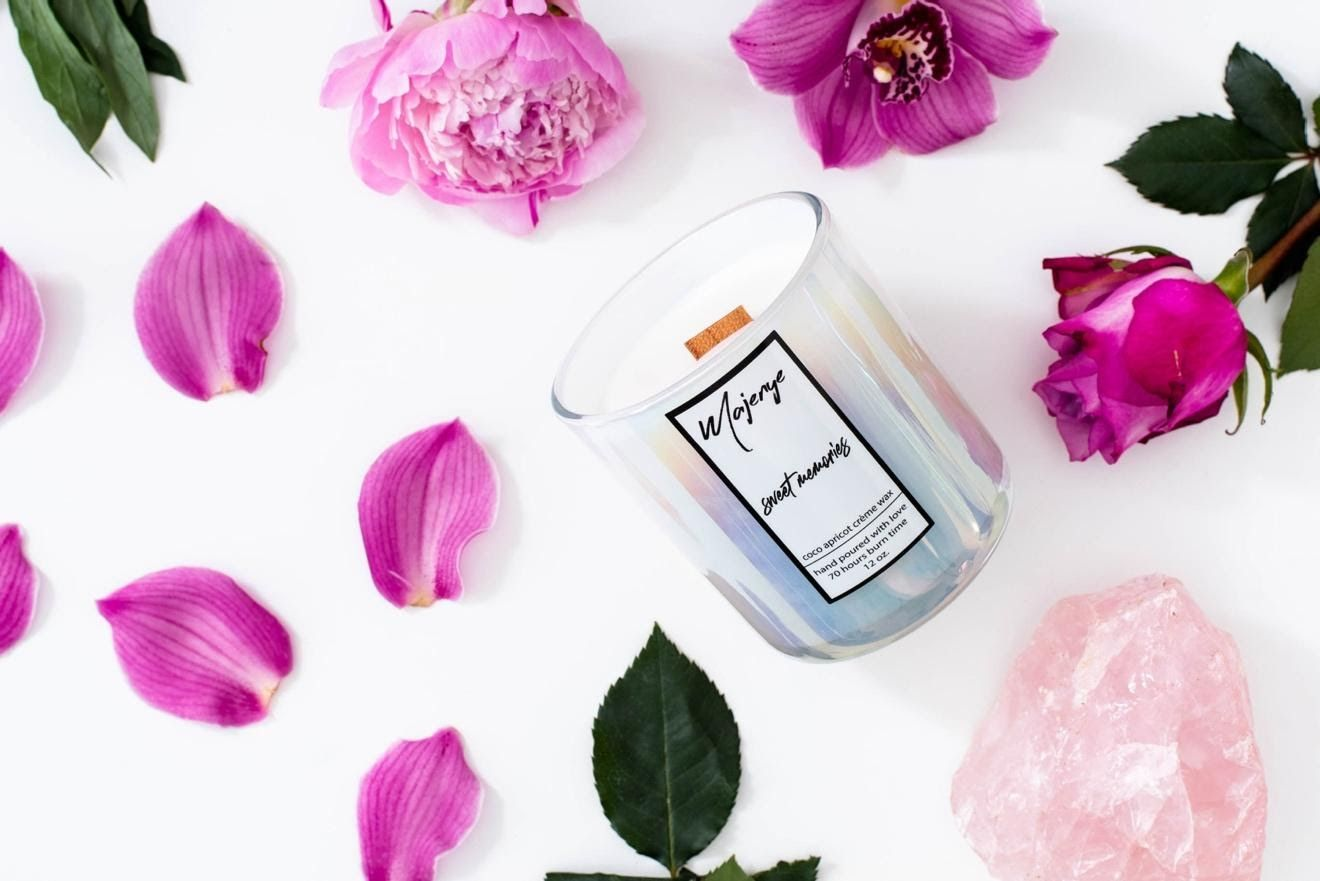 Coco Apricot Candles